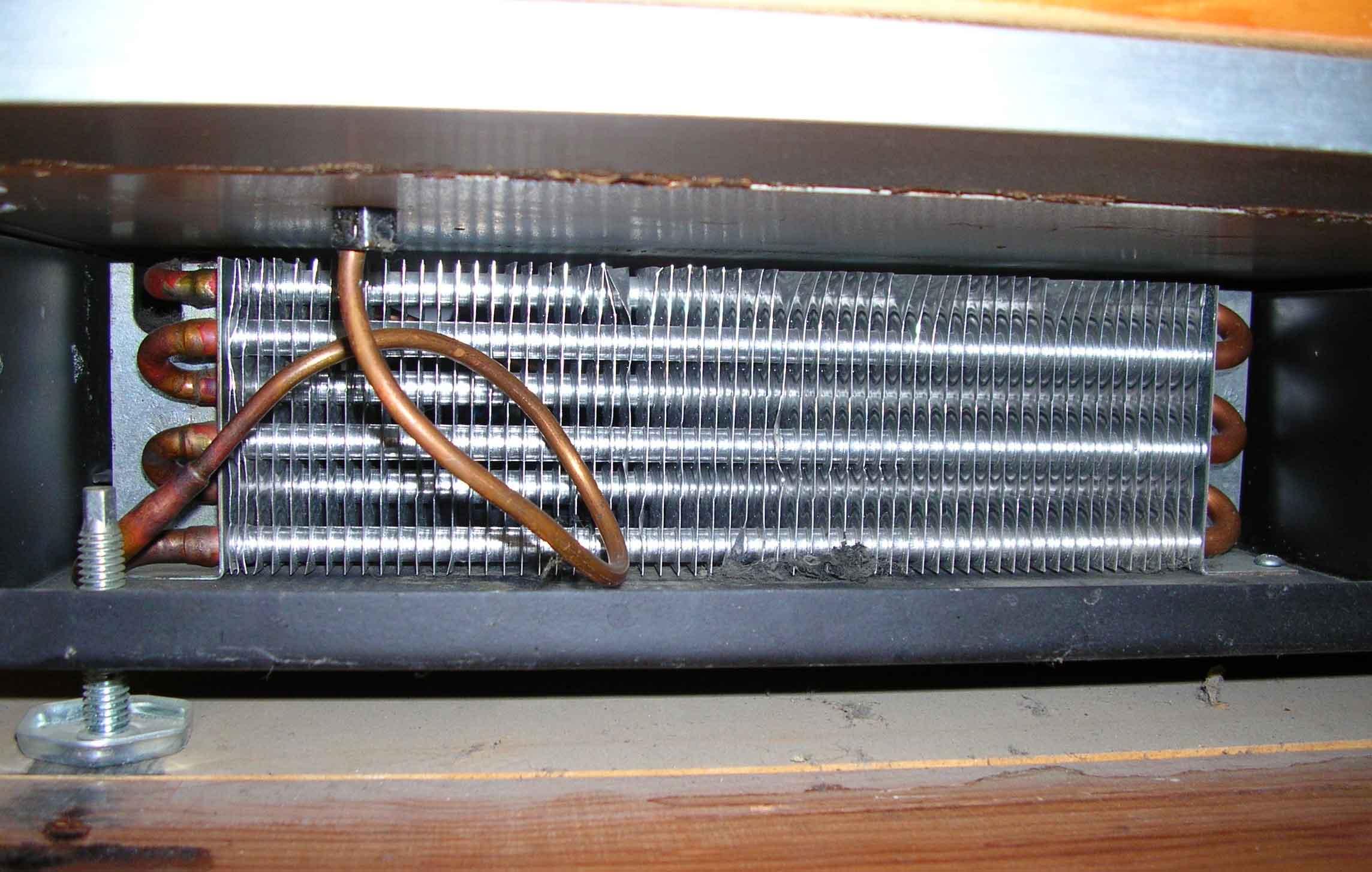 конденсатор после чистки
