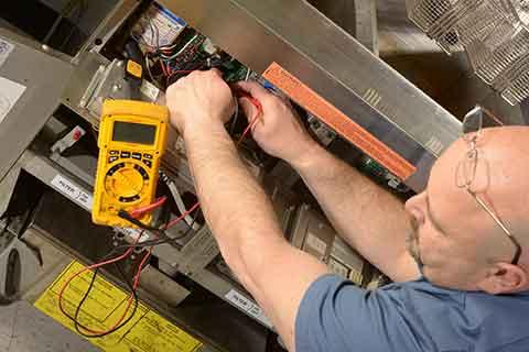 Диагностика теплового оборудования