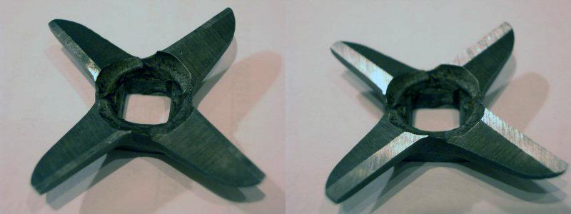 Нож мясорубки