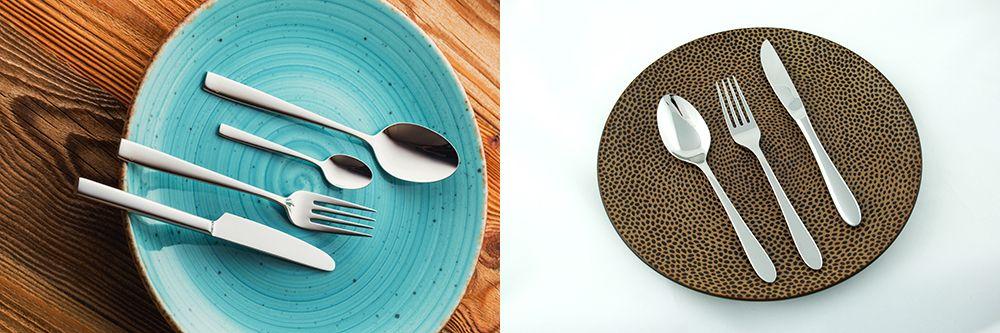 Посуда и столовые приборы Fine Dine