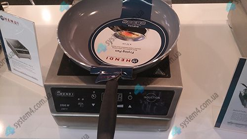 Индукционная плита Hendi
