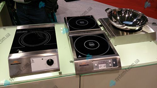Induction cookers sirman
