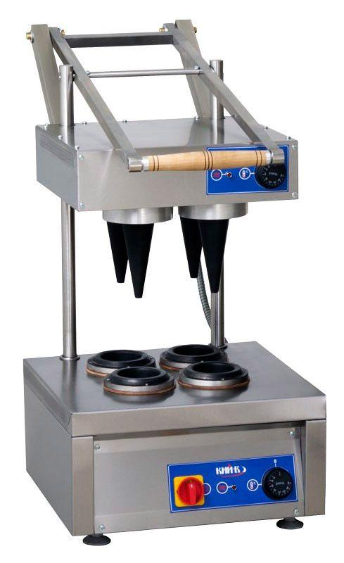 Профессиональный аппарат для коно-пиццы