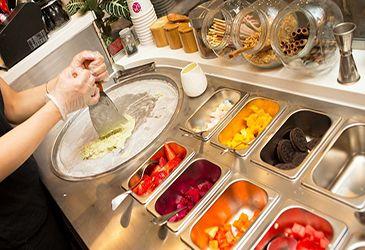 аппарат для приготовления мороженого