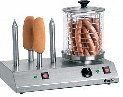 Приготовление хот-дога