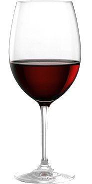 Бокал для столового красного вина