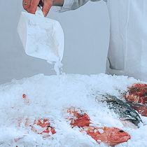 Для демонстрации рыбы