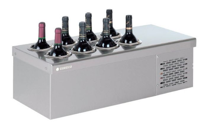 Охолоджувачі для води і вина Coreca V-8
