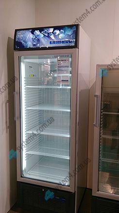 Холодильный шкаф для напитков liebherr