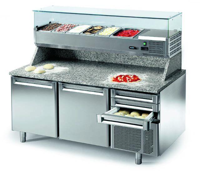 Холодильный стол для сэндвичей