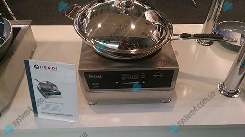Индукционная плита WOK Hendi