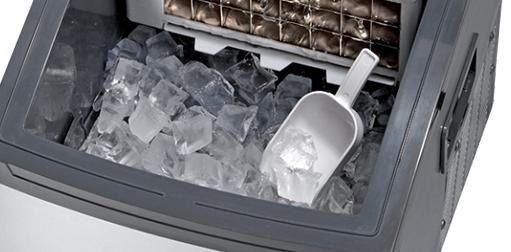 Бункер для льда