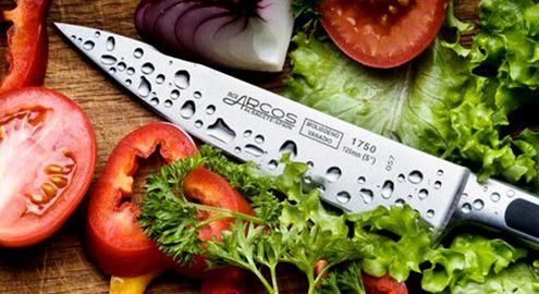 Профессиональный кухонный нож