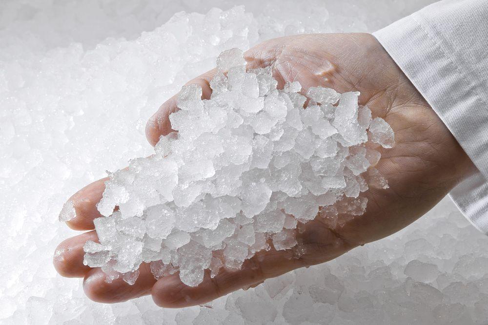 Гранулированный лед