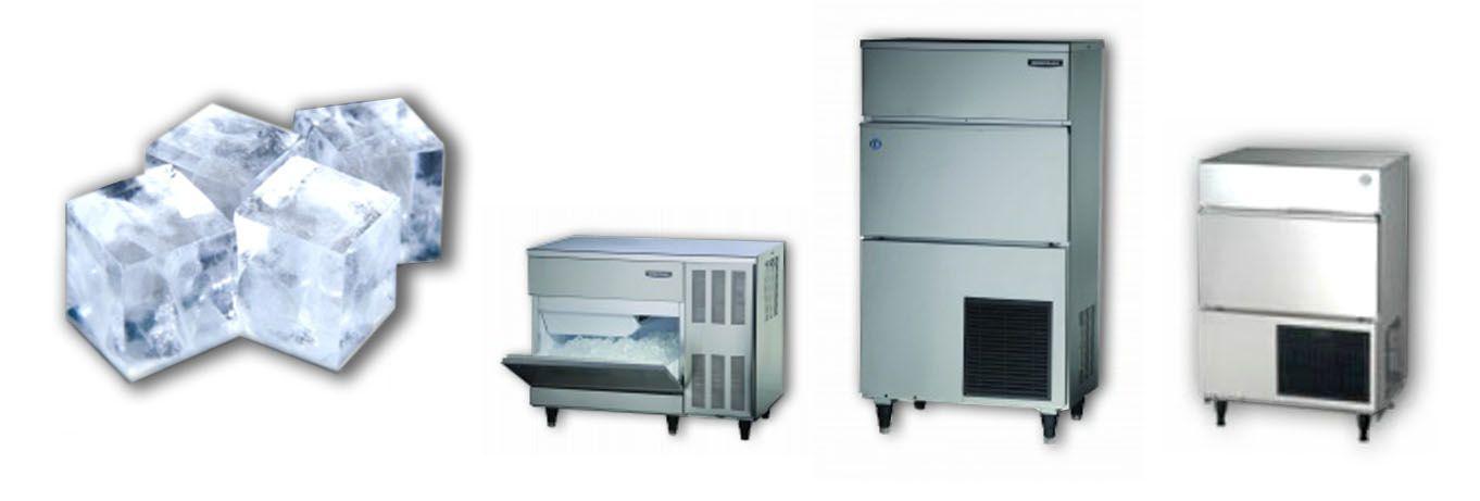 Серия льдогенераторов куб