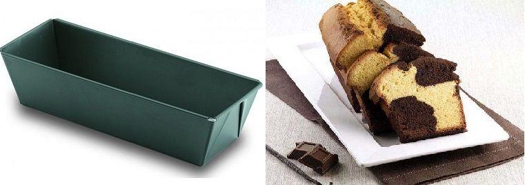 металлическая форма для хлеба