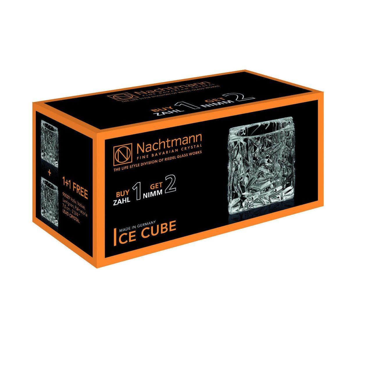 Nachtmann обзор коробка Ice cube