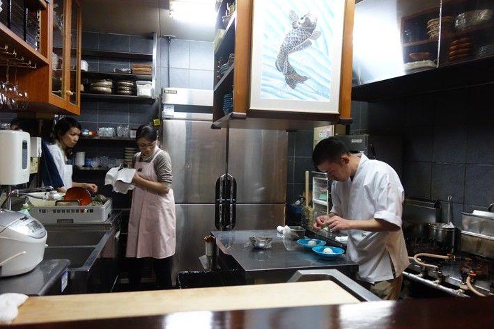 оборудование для японской кухни украина