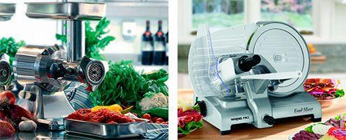 Оборудование для обработки мяса и рыбы