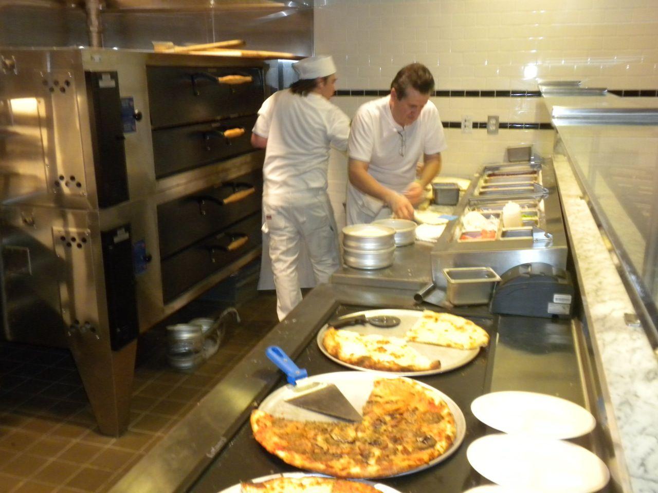 оборудование для пиццы киев