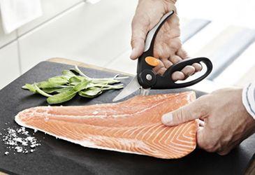 оборудование для рыбы