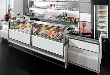 холодильник для мороженого