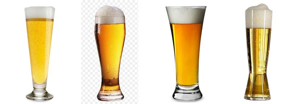 Пивные бокалы Pilsner