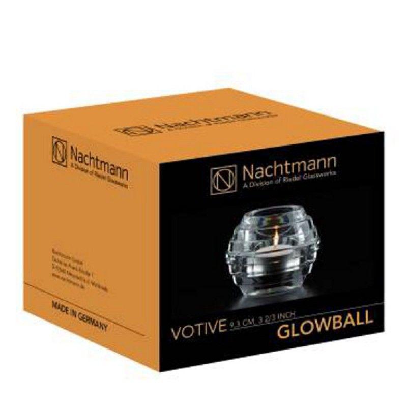 Подсвечник Nachtmann обзор коробка Glowball