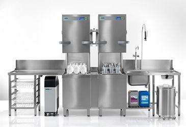 посудомоечная машина для кафе и ресторанов