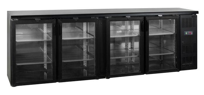 Бариний холодильник Tefcold CBC410G-P