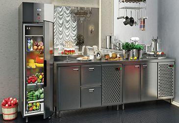 холодильное оборудование для овощей