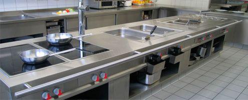 Тепловое оборудование для ресторана и кафе