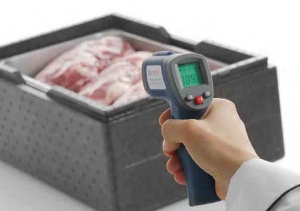 Инфракрасный термометр