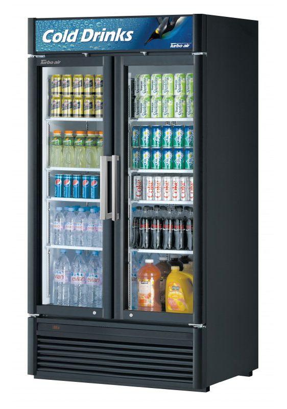 Барний холодильник для напоїв Turbo Air