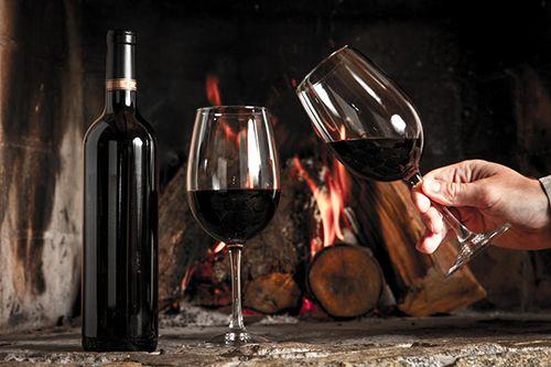 Красное вино к Пасхе
