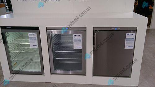 Встроенные холодильники liebherr